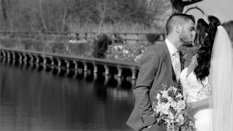 Gillian & Simon's Wedding Film Highlights
